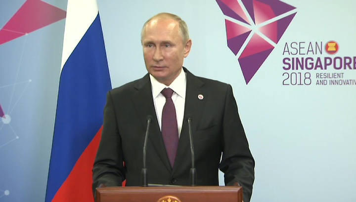 Путин: неучастие в Давосском форуме не скажется на экономике России