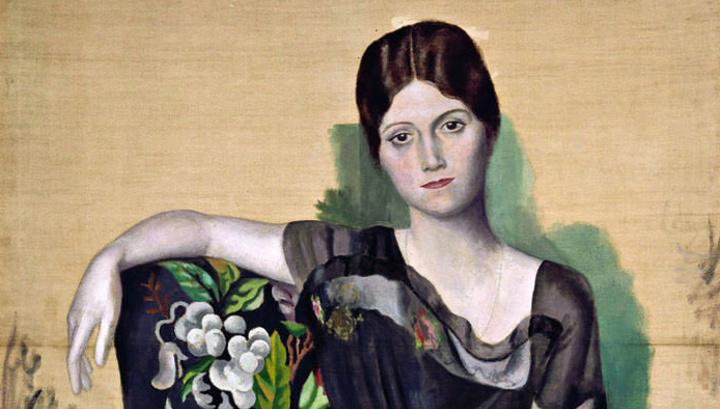 Пикассо и Хохлова: в Пушкинском музее представят выставку-роман