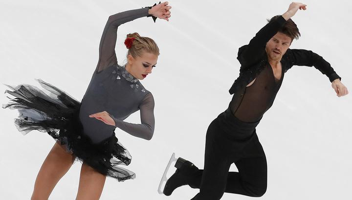 Фигуристы Степанова и Букин установили мировой рекорд и выиграли Гран-при России