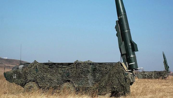 Под Питером запустили тактическую ракету