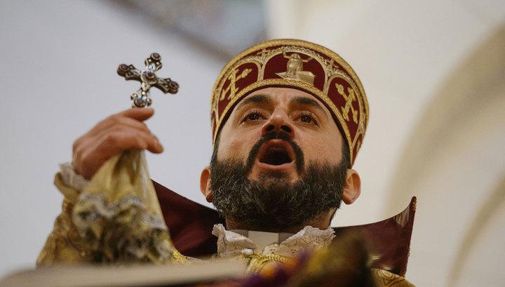 Армянская апостольская церковь не приветствует разделение церквей