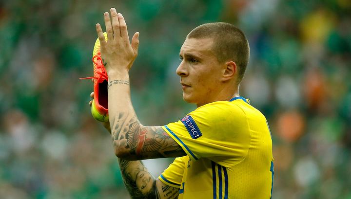 Шведы потеряли ведущего защитника перед игрой со сборной России