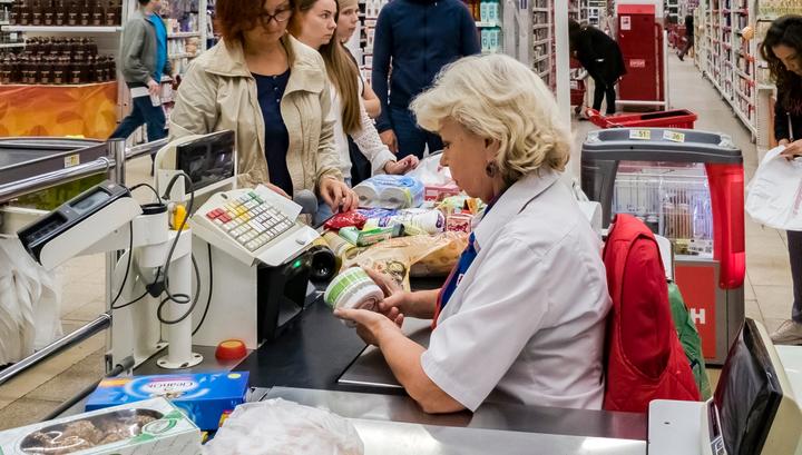 Результаты опроса: у трети россиян на продукты уходит более половины дохода