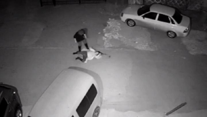 Камера сняла жестокую женскую драку в Балакове