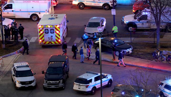 Число жертв стрельбы в Чикаго возросло