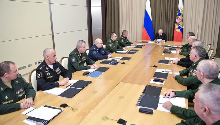 Путин: диверсификация оборонной промышленности – ключевая, стратегическая задача