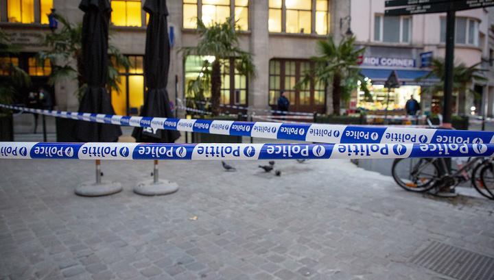 Нападение на полицейского в Брюсселе считают тероризмом