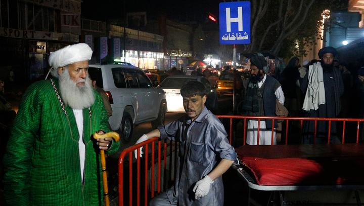 Теракт на день рождения Пророка: в Кабуле погибли 40, ранены 80 человек