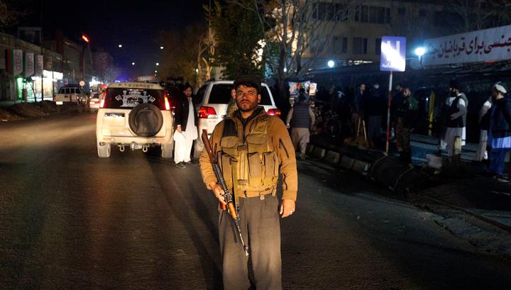 Теракт в Кабуле унес 50 жизней