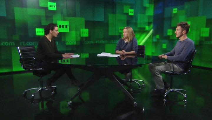 Журналистов телеканала RT выпустили из Нигерии, не выдав документов о депортации