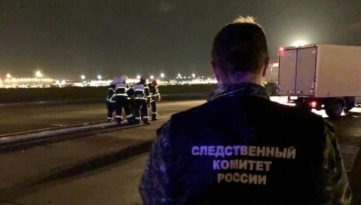 Опубликованы переговоры диспетчера и пилота самолета, сбившего человека в Шереметьеве