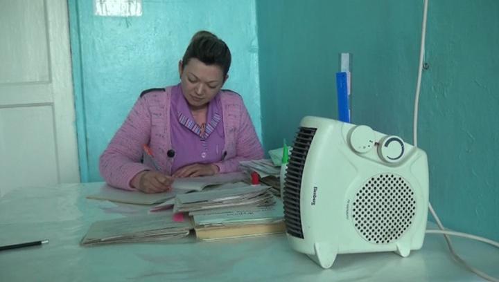 В воронежском селе пациенты отказались идти на процедуры из-за холода в амбулатории