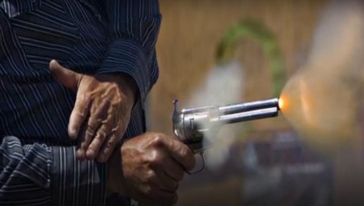 В Индии подстреленный жених явился на свадьбу, рискуя жизнью
