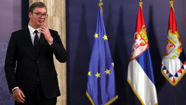 Президент Сербии: Белград не будет отвечать таможенной войной Приштине