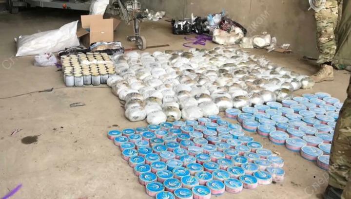 Более тонны черной икры изъяли у предприимчивых кубанцев в Хабаровском крае