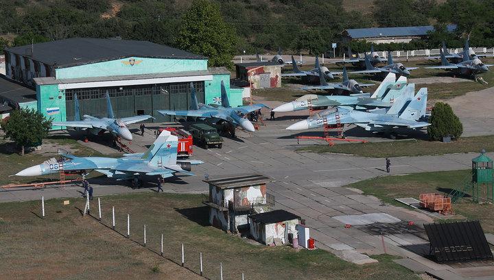 Аэродром Бельбек в Севастополе теперь может принимать все типы самолетов