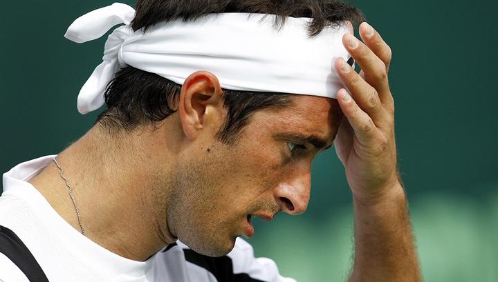 Итальянские теннисисты дисквалифицированы за