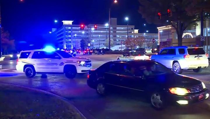 В США мужчина открыл стрельбу во время черной пятницы