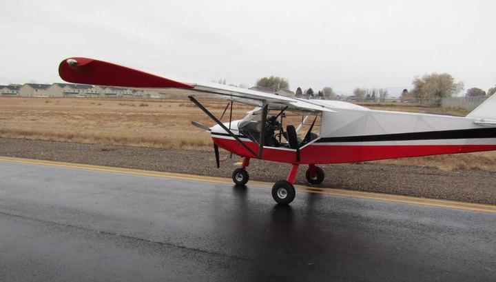 В США два школьника угнали самолет