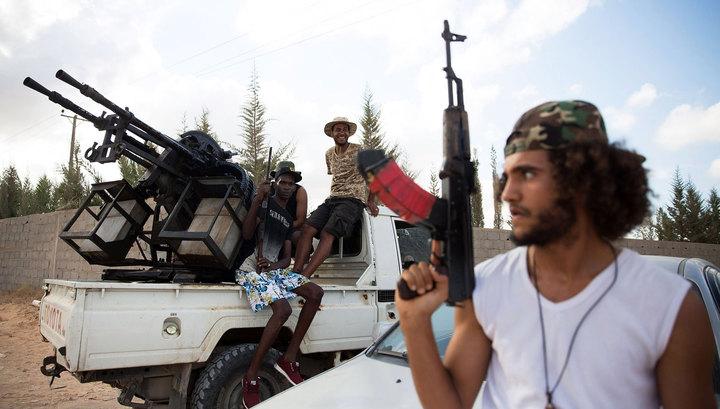 В Ливии боевики напали на пост полиции