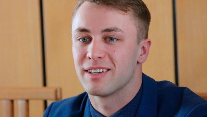 Россиянин Муштаков стал вторым на этапе Кубка мира по конькобежному спорту