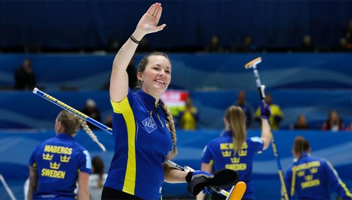 Шведские керлингисты выиграли чемпионат Европы, россиянки стали четвертыми