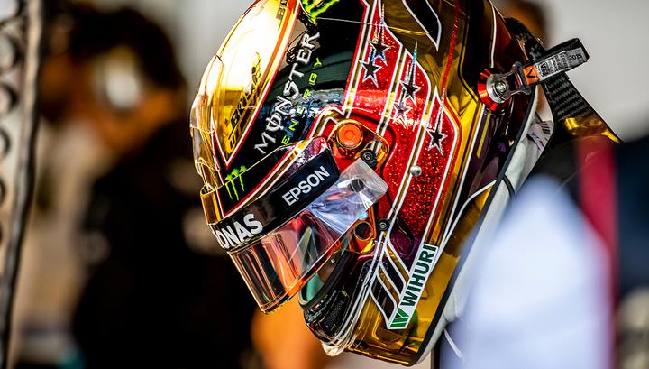 Формула-1. Хэмилтон выиграл третью практику в Абу-Даби