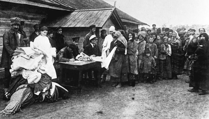 Москва напомнила Киеву, что голод в Союзе был общей трагедией