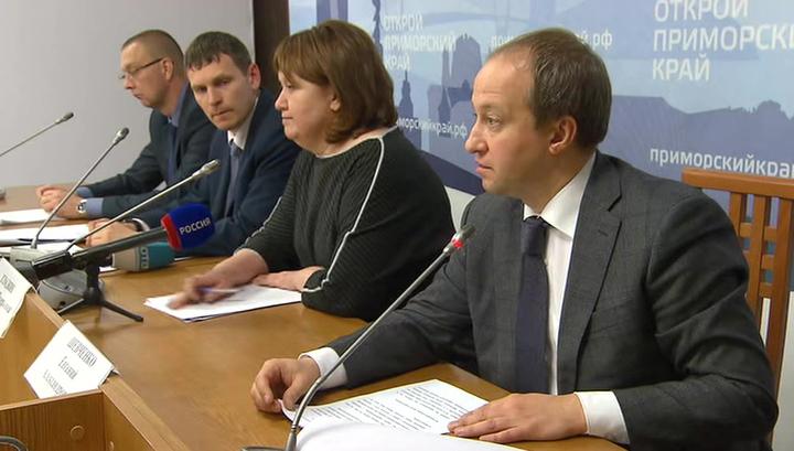 """В выборах главы Приморья будут участвовать пять кандидатов, шестерых """"забраковали"""""""