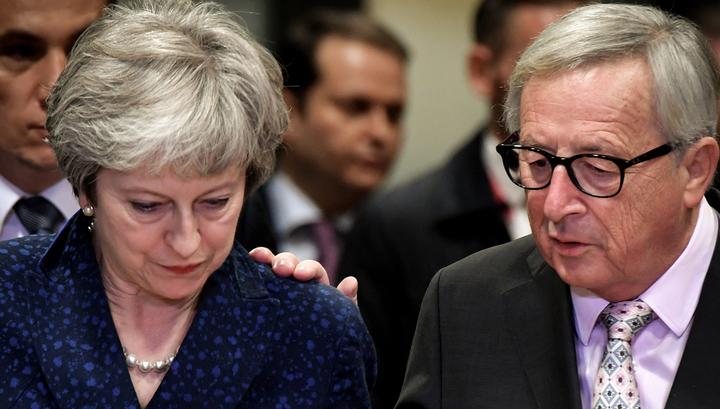 Саммит по Brexit: букмекеры делают ставки на уход Терезы Мэй