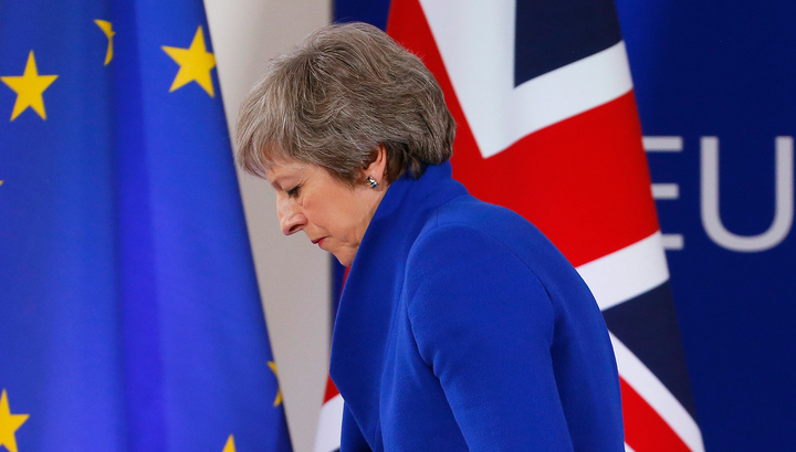 Страсти по Brexit: политический авторитет Мэй попал под удар
