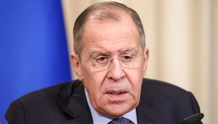 Лавров рассказал о месте Ближнего Востока во внешней политике Москвы