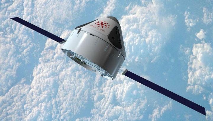 Примерно так, по задумке разработчиков, должен выглядеть первый автоматический орбитальный завод ST-42.