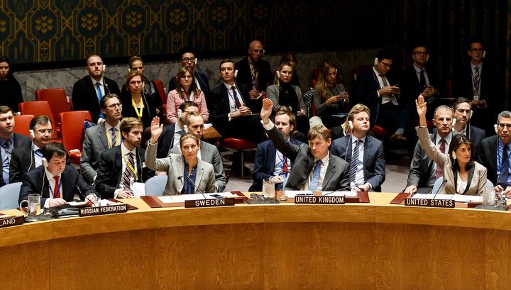 """Россию не услышали: украинская провокация """"утонула"""" в процедурных вопросах Совбеза ООН"""
