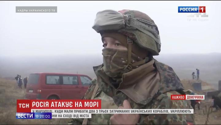 Дети роют окопы: Украина начала жить по законам военного времени