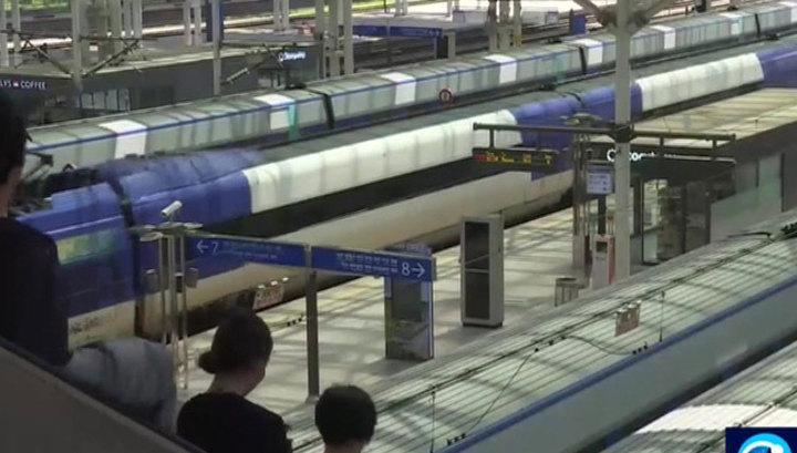 Из Сеула в КНДР отправлен первый поезд