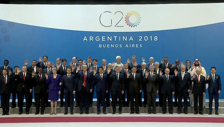 G20: почему Трамп откинул наушники, конфуз с Макроном и пустой стул Меркель