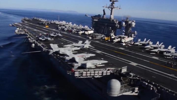 Иран пообещал отправить американские корабли на дно Персидского залива