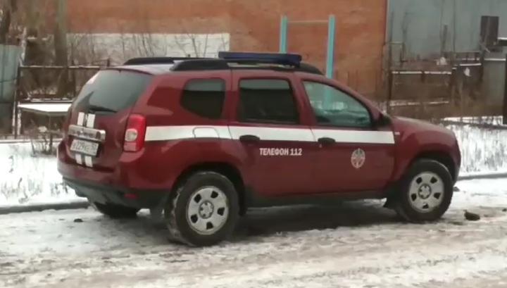 Последствия взрыва в подмосковной квартире сняли на видео