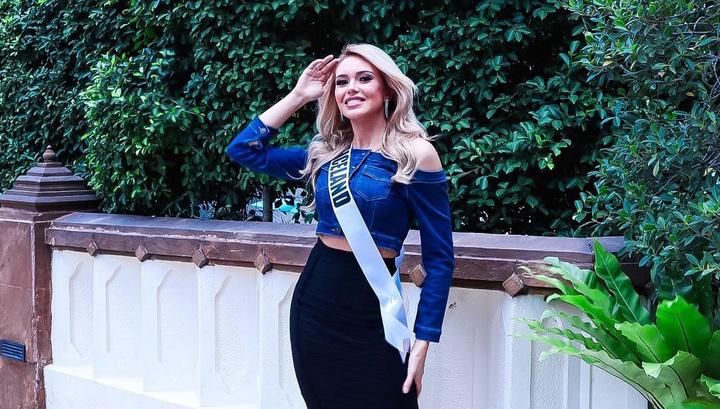 """На конкурсе """"Мисс Вселенная"""" Исландию представит сибирячка"""
