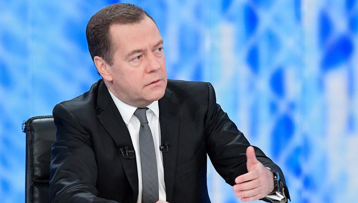5 декабря Дмитрий Медведев поговорит с журналистами в прямом эфире
