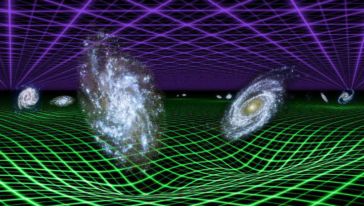 Тёмная материя и тёмная энергия во многом определяют эволюцию Вселенной, но мы до сих пор не знаем, что они собой представляют.