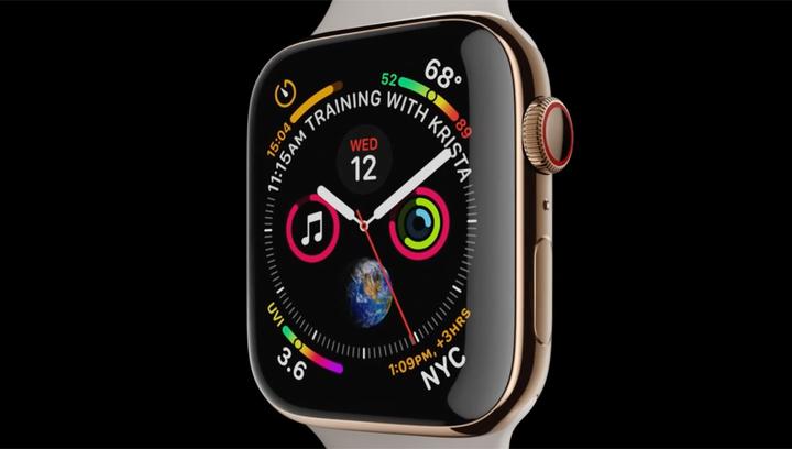Смарт-часам Apple Watch включили функцию ЭКГ