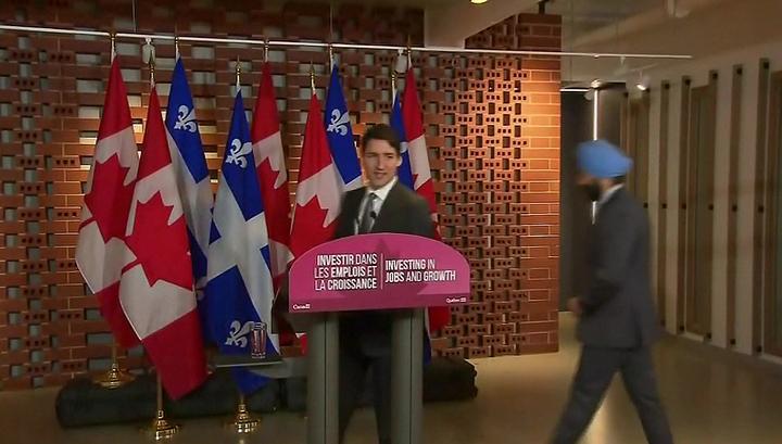 Премьер Канады о причинах задержания финдиректора Huawei