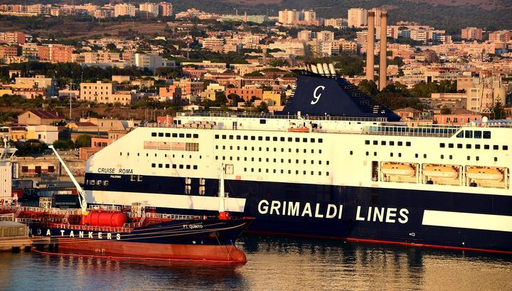 На одном из крупнейших в мире круизных судов произошла авария