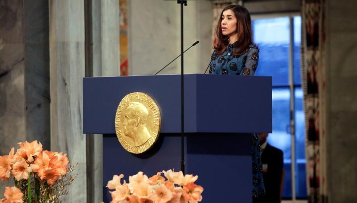 Правозащитница Надя Мурад