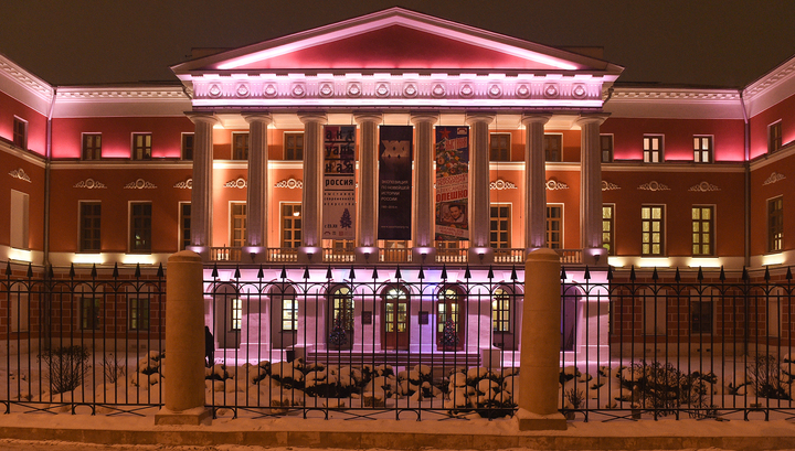 В Музее современной истории России открылась особенная выставка