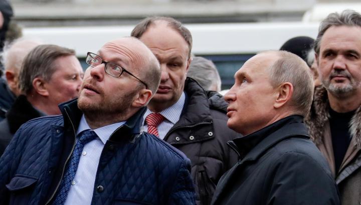В Москве на одноименной улице открылся памятник Солженицыну