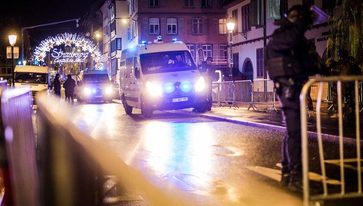 Страсбургский террорист имел 27 судимостей в трех странах