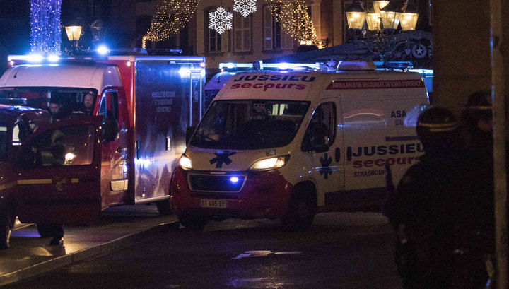 Третья жертва: в больнице умер раненный страсбургским стрелком
